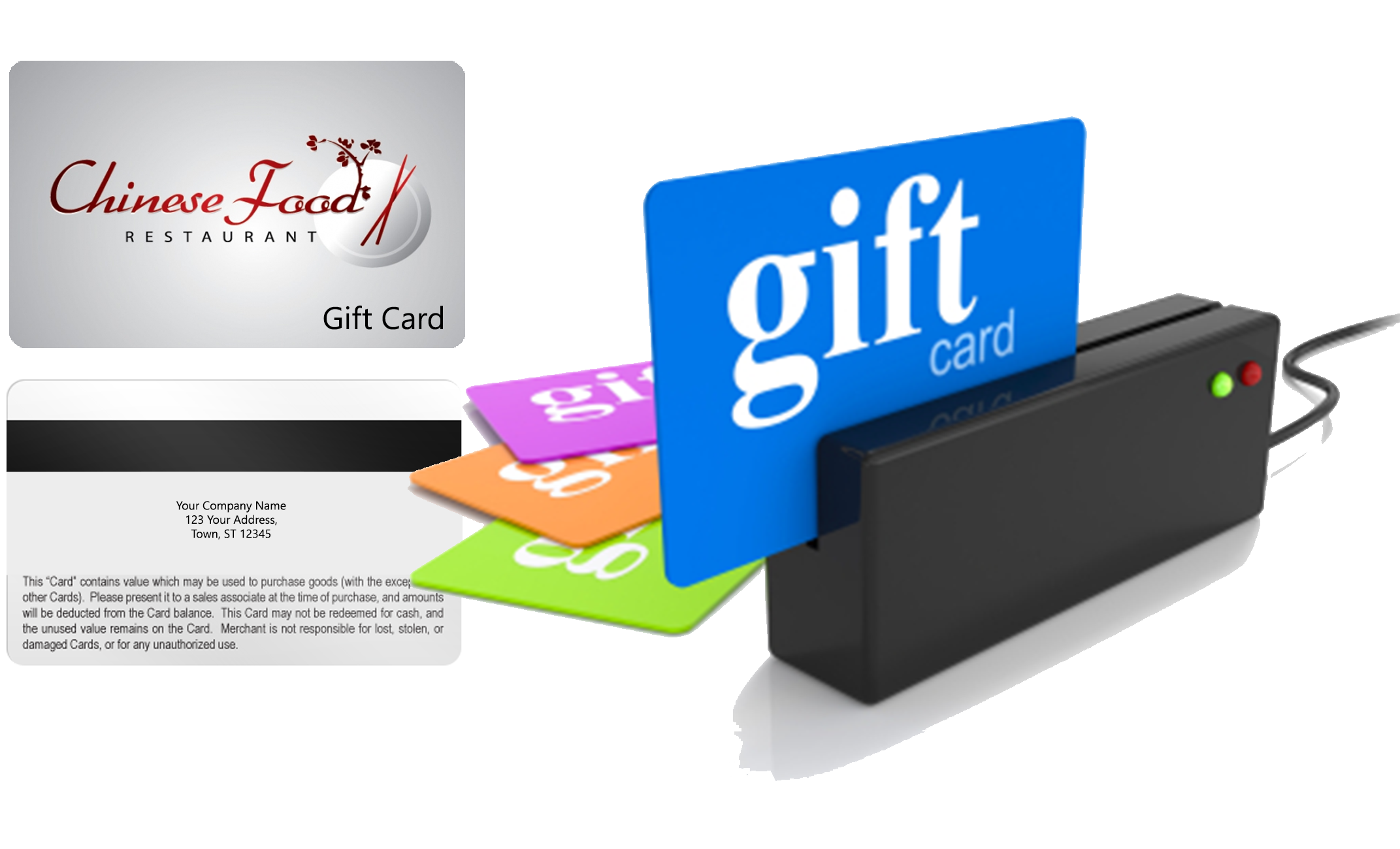 Custom gift cards for my business images free business cards plastic gift cards for business image collections free business plastic gift powerup pos merchant services upgrade magicingreecefo Images